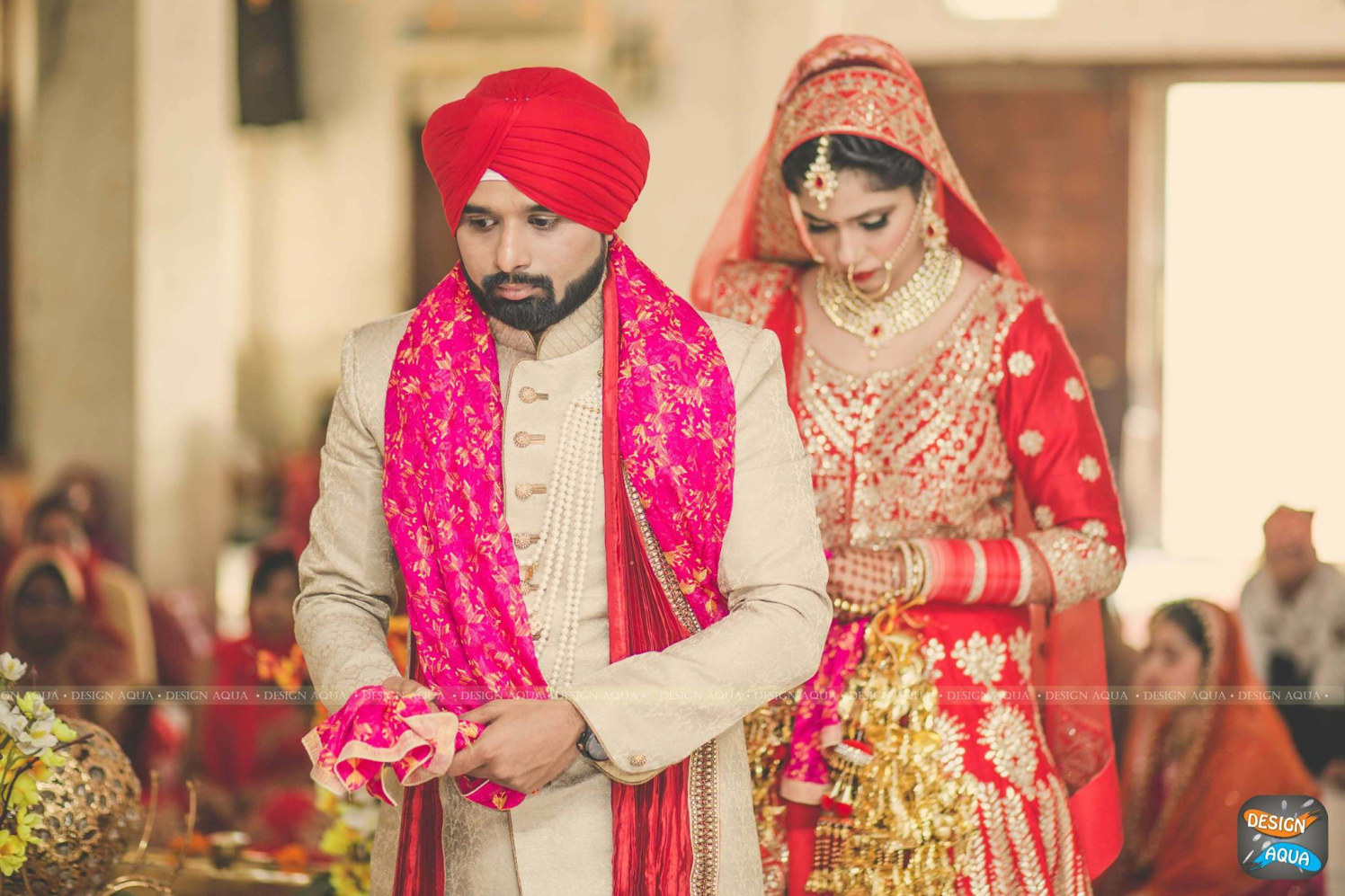 Beautiful Frame Capturing the Rites of Indian Weddings by Priyanka Kamboj Wedding-photography Groom-wear-and-accessories | Weddings Photos & Ideas