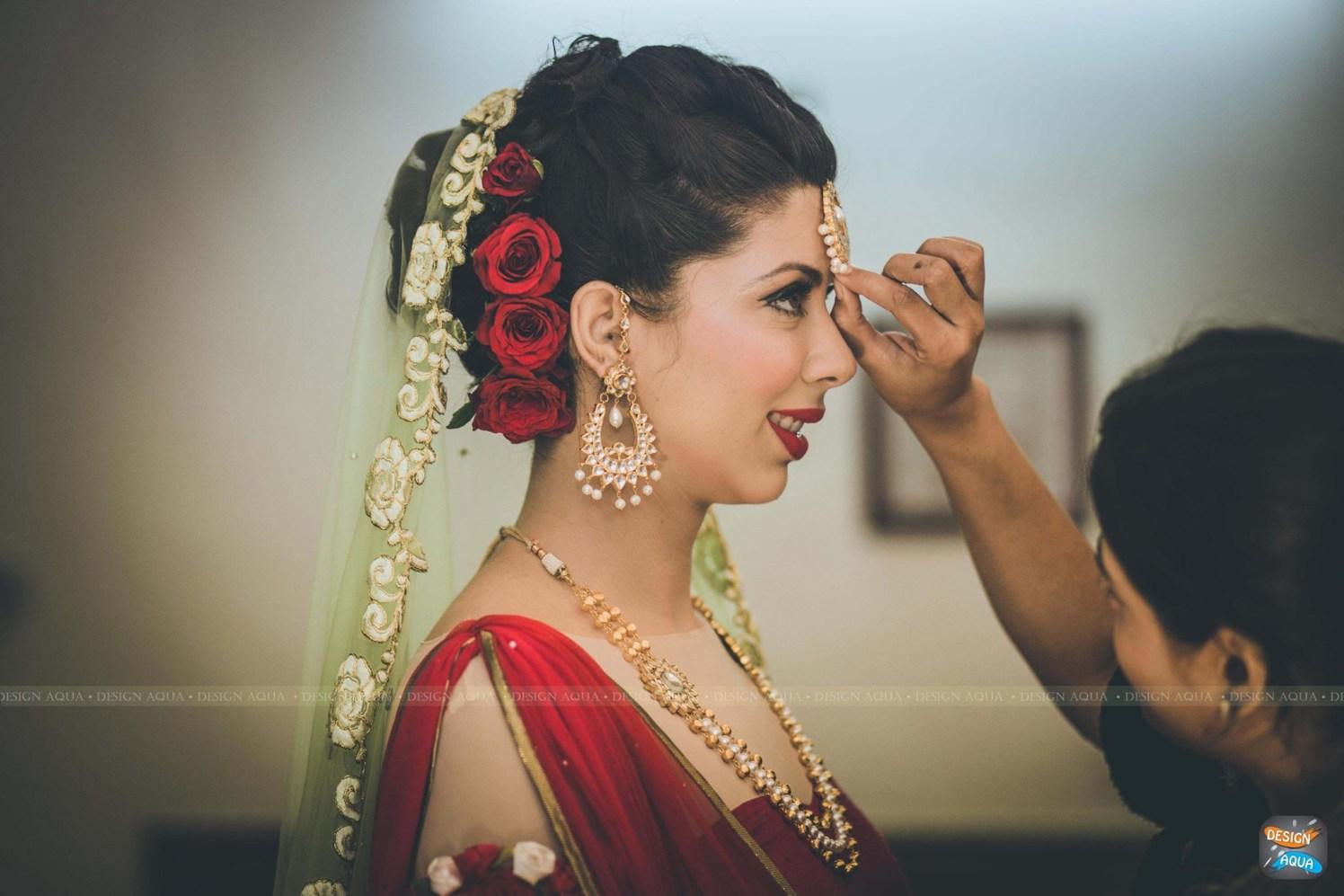 Beautiful Kundan and Pearl Earrings by Design Aqua  Wedding-photography | Weddings Photos & Ideas