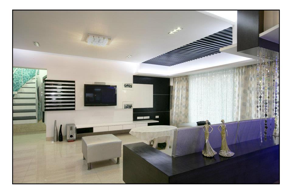 Chess Complexion by Id designerHemangi Modern | Interior Design Photos & Ideas