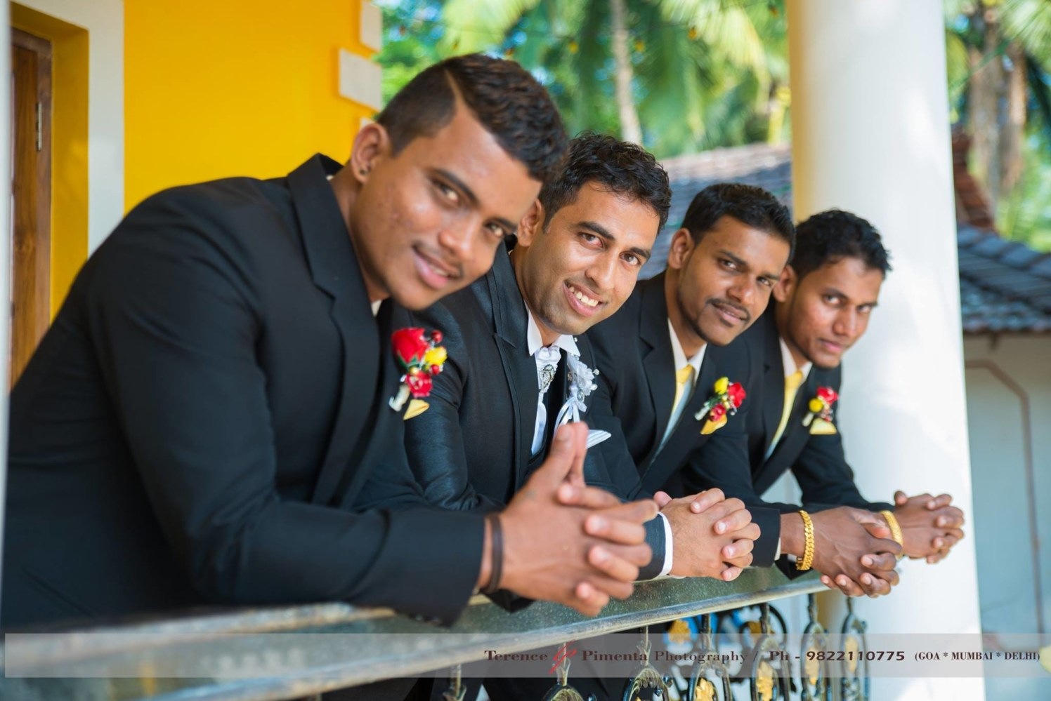 Spruce groom and mates! by Terence Pimenta Photography Wedding-photography | Weddings Photos & Ideas