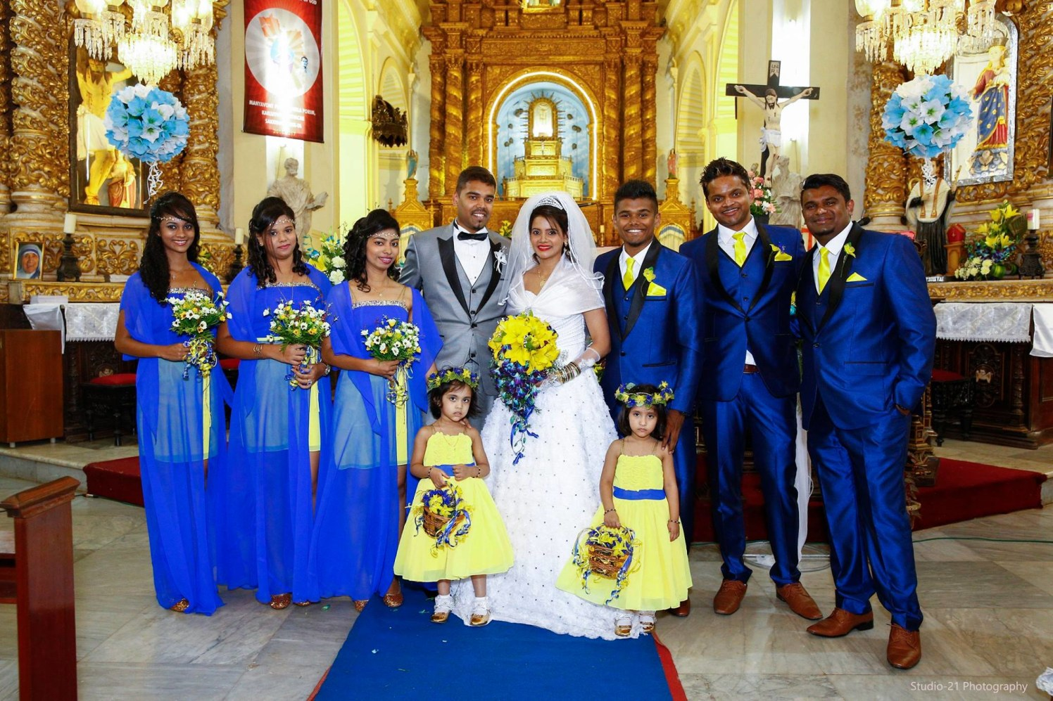 Traditional Shot Of Christian Bridegroom With Their Peer by Terence Savio Pimenta Wedding-photography | Weddings Photos & Ideas
