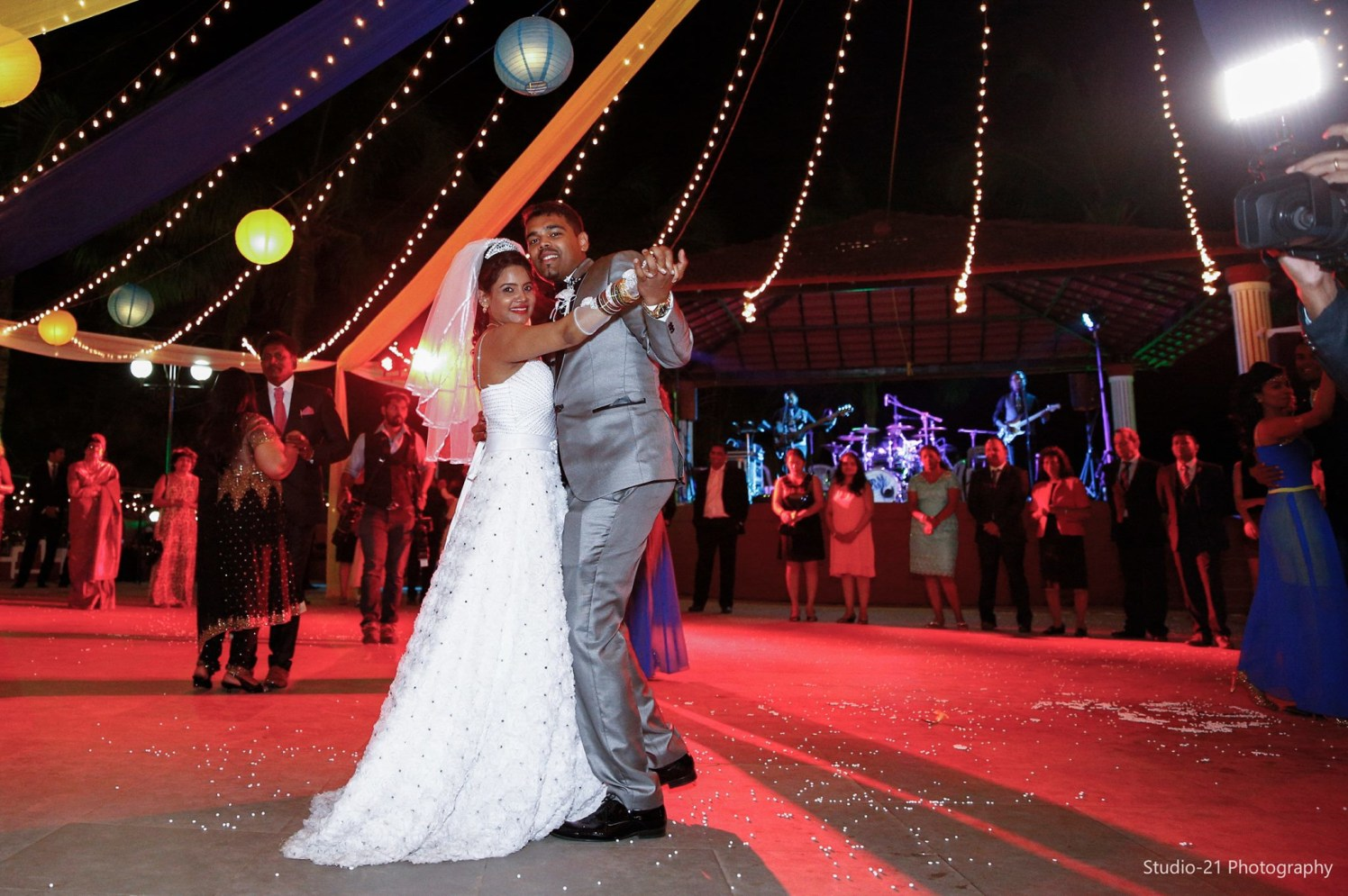 The Classic Shot Of The The Dancing Sensations by Terence Savio Pimenta Wedding-photography | Weddings Photos & Ideas