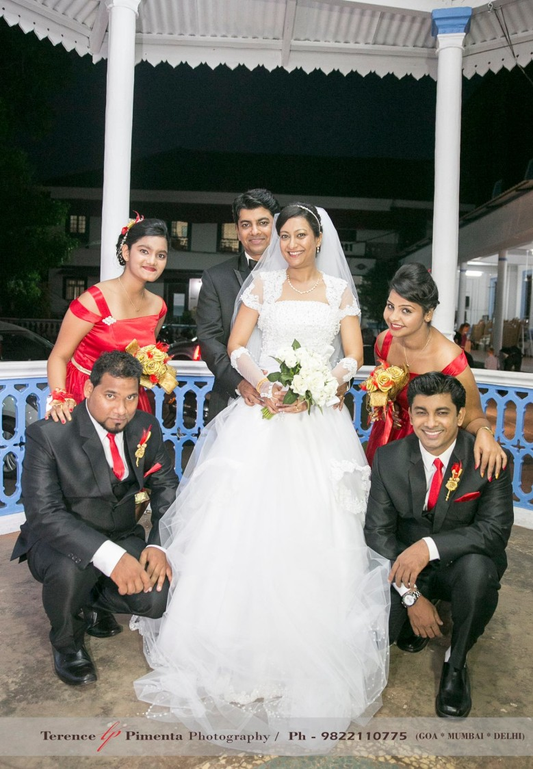 Traditional Shot Of Christian Bridegroom With Their Squad by Terence Savio Pimenta Wedding-photography   Weddings Photos & Ideas