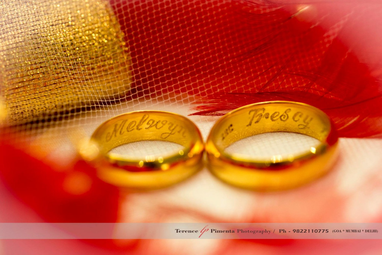 Love band by Terence Pimenta Photography Wedding-photography | Weddings Photos & Ideas