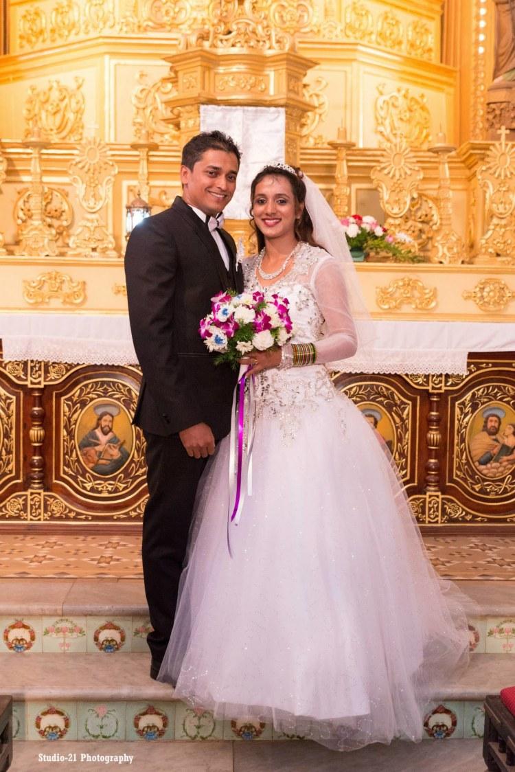 Traditional Shot Of Prodigious Christian Bridegroom by Terence Savio Pimenta Wedding-photography | Weddings Photos & Ideas