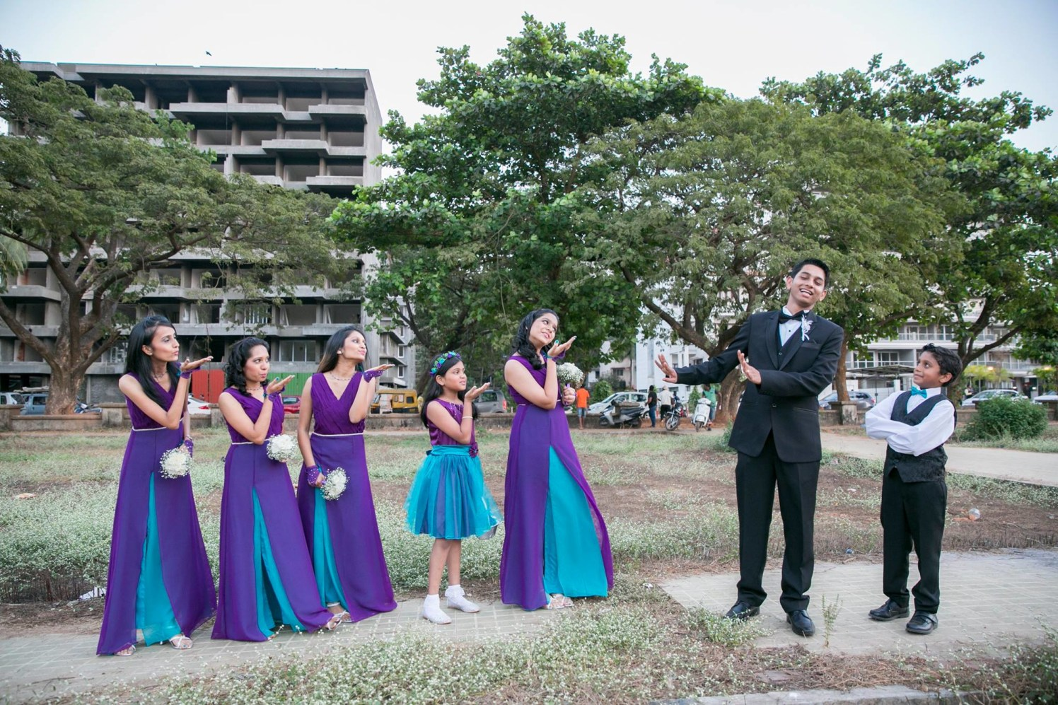 Jollity In Glance by Terence Savio Pimenta Wedding-photography | Weddings Photos & Ideas