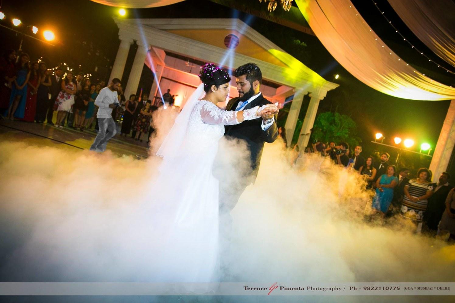 Marvellous Shot Of Christian Bridegroom While Dancing by Terence Savio Pimenta Wedding-photography | Weddings Photos & Ideas