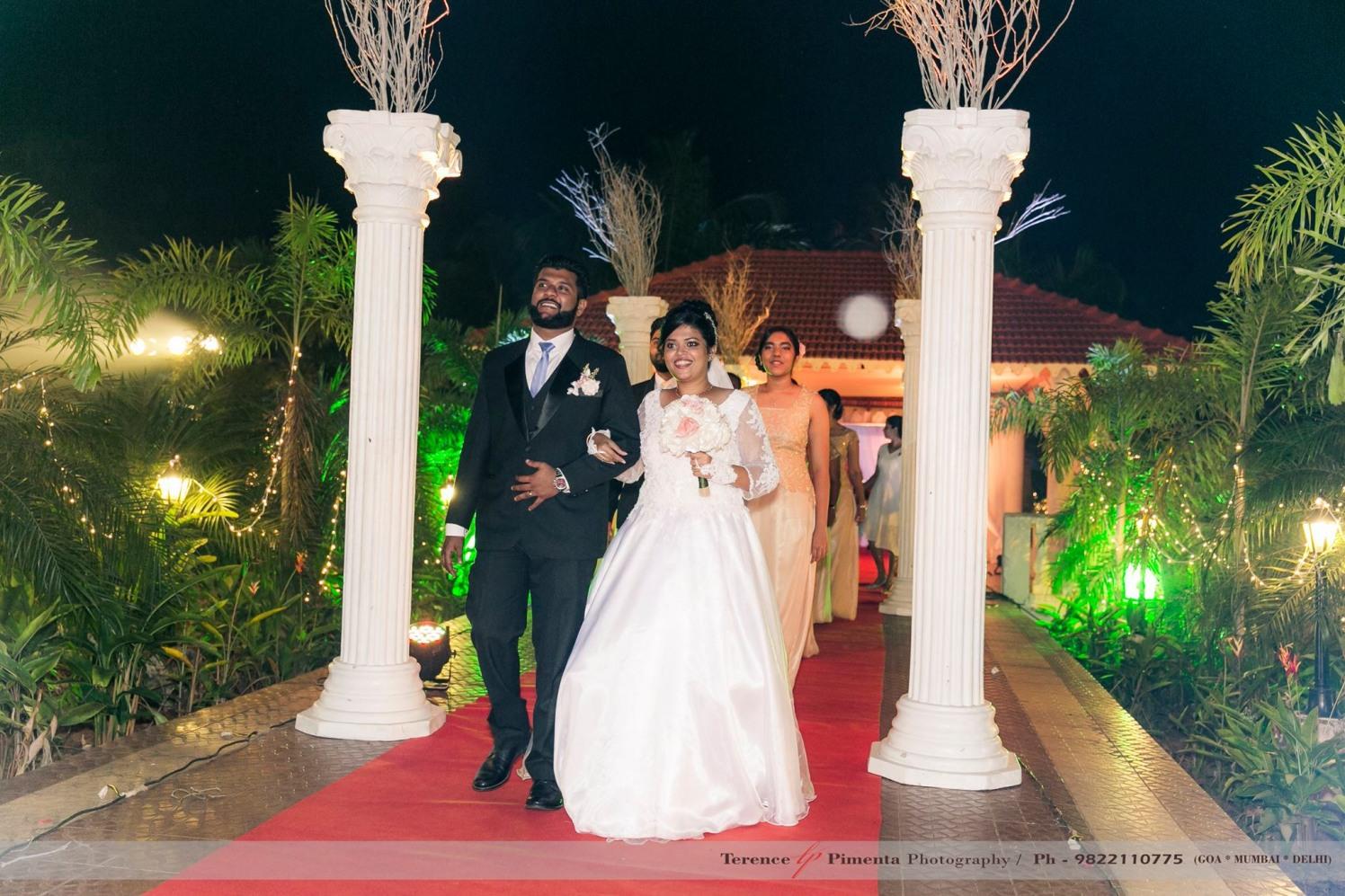 Sheeny Entrance Of Twain by Terence Savio Pimenta Wedding-photography | Weddings Photos & Ideas