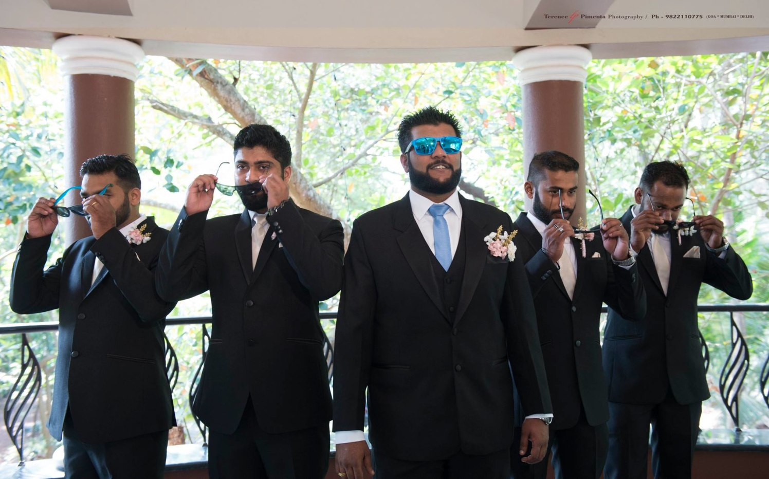 The flashy squad by Terence Pimenta Photography Wedding-photography | Weddings Photos & Ideas