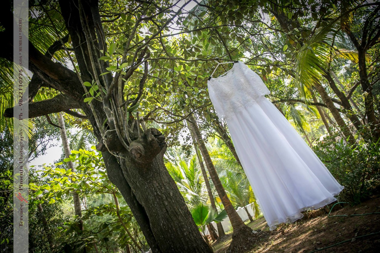 Cinderella Style White Flare Gown by Terence Savio Pimenta Wedding-dresses | Weddings Photos & Ideas