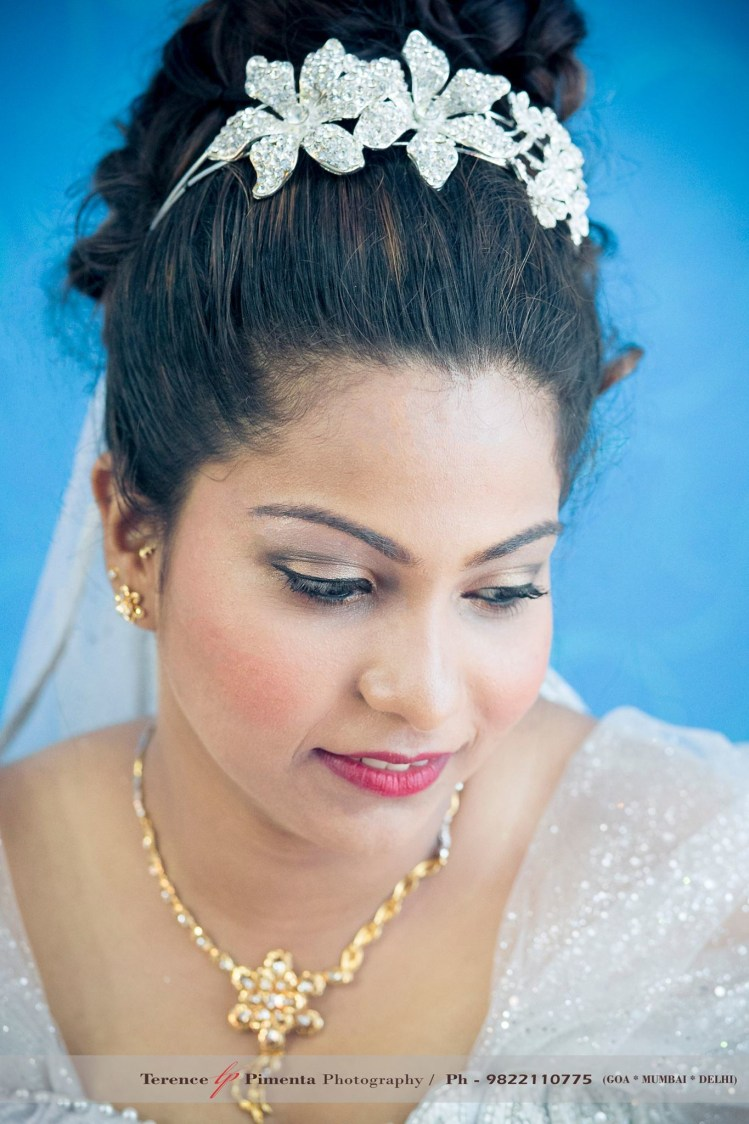 Light And Natural Bridal Makeup For Daylight by Terence Savio Pimenta Wedding-photography Bridal-makeup | Weddings Photos & Ideas