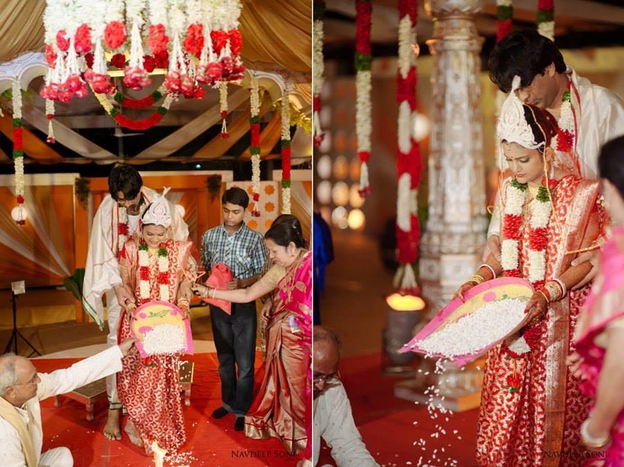 Auspicious Bengali Wedding Shenanigans by Navdeep Soni Wedding-photography | Weddings Photos & Ideas