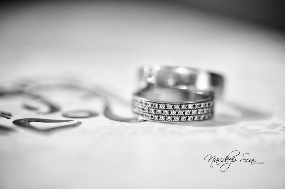 The rings by Navdeep Soni Photography Wedding-photography | Weddings Photos & Ideas