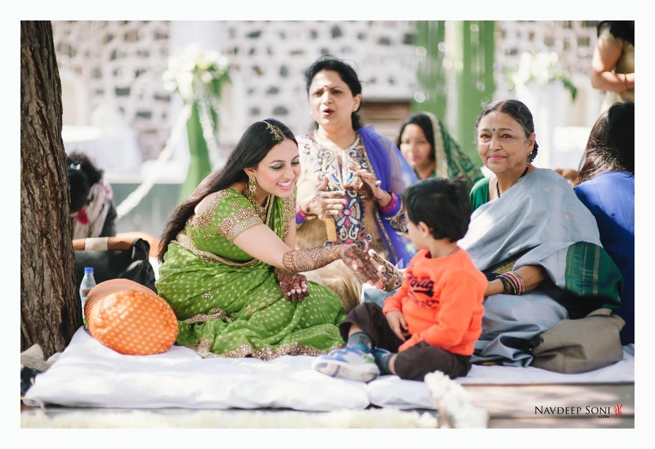 The Many Shades Of Mehendi by Navdeep Soni Wedding-photography | Weddings Photos & Ideas