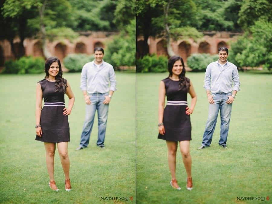 Striking a pose together by Navdeep Soni Photography Wedding-photography | Weddings Photos & Ideas