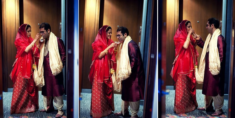 Candid moments of bride and groom by Navdeep Soni Photography Wedding-photography | Weddings Photos & Ideas