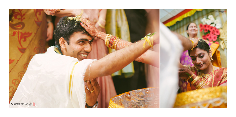 Blessings to the bride and groom by Navdeep Soni Photography Wedding-photography | Weddings Photos & Ideas