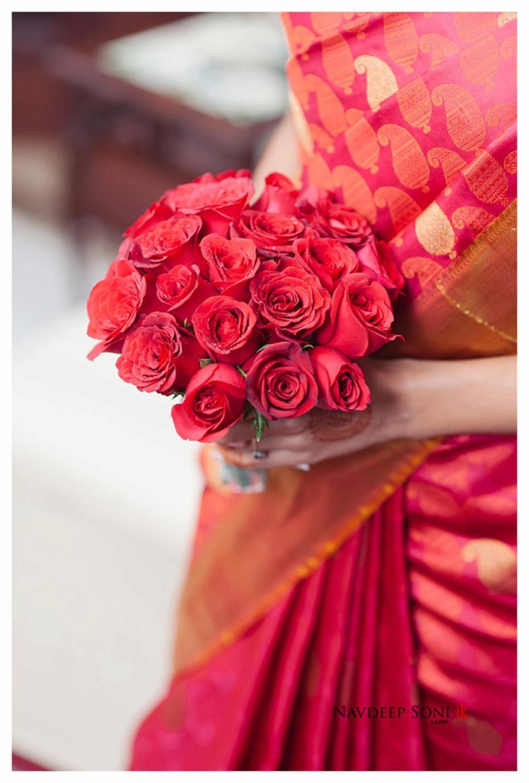 Red roses by Navdeep Soni Photography Wedding-photography | Weddings Photos & Ideas