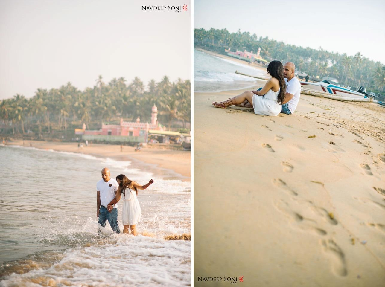 Enjoying moments together by Navdeep Soni Photography Wedding-photography   Weddings Photos & Ideas