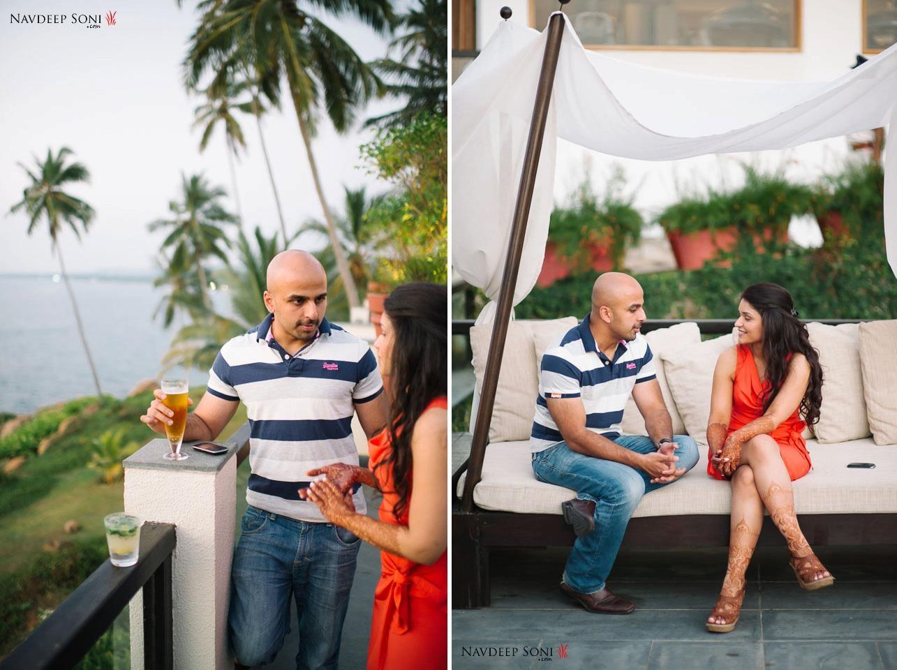 Stylized Outdoor Pre-Wedding Shoot by Navdeep Soni Wedding-photography | Weddings Photos & Ideas