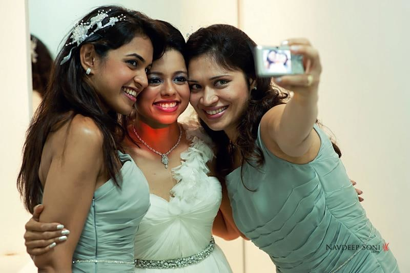 Bridesmaids Syndrome by Navdeep Soni Wedding-photography | Weddings Photos & Ideas