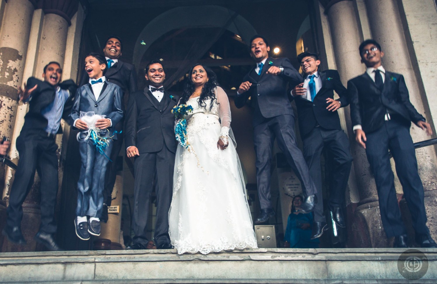 Upbeat moment! by Fahim Sayed Wedding-photography   Weddings Photos & Ideas