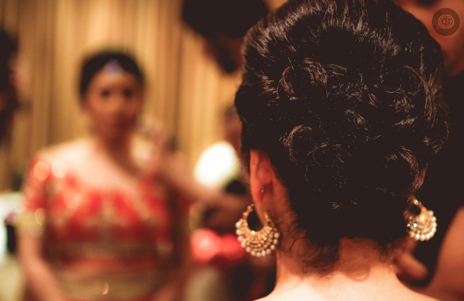 Flower inspired hairdo! by Fahim Sayed Wedding-photography | Weddings Photos & Ideas