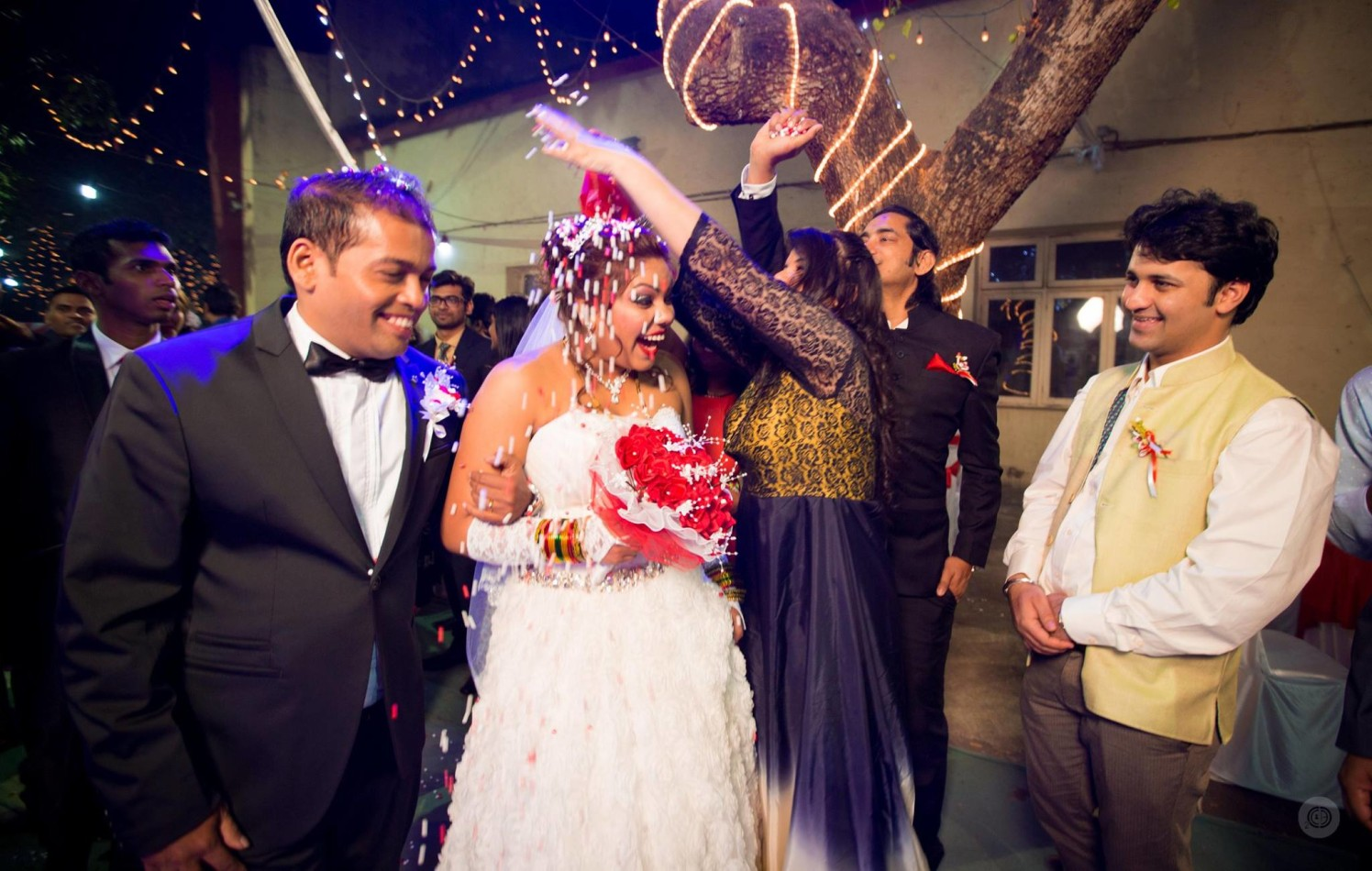 Shower of blessings! by Fahim Sayed Wedding-photography | Weddings Photos & Ideas