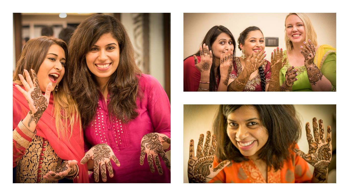 Flaunting the mehendi by Fahim Sayed Wedding-photography | Weddings Photos & Ideas