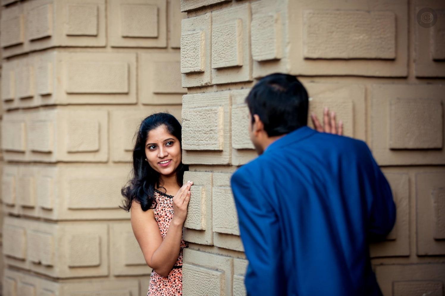 Peek-a-boo, Love you! by Fahim Sayed Wedding-photography | Weddings Photos & Ideas