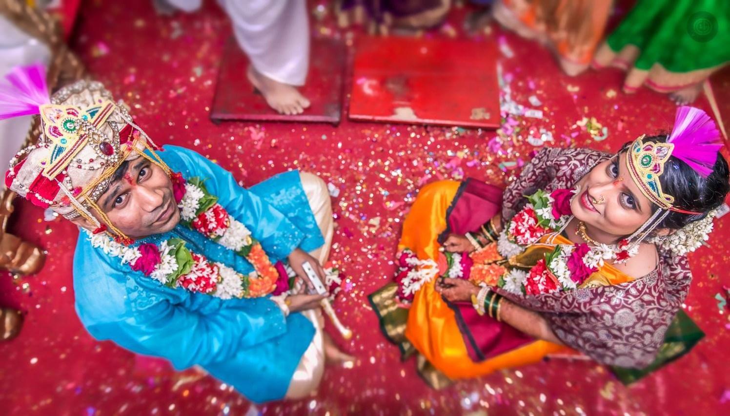 Panoramic shot! by Fahim Sayed Wedding-photography   Weddings Photos & Ideas