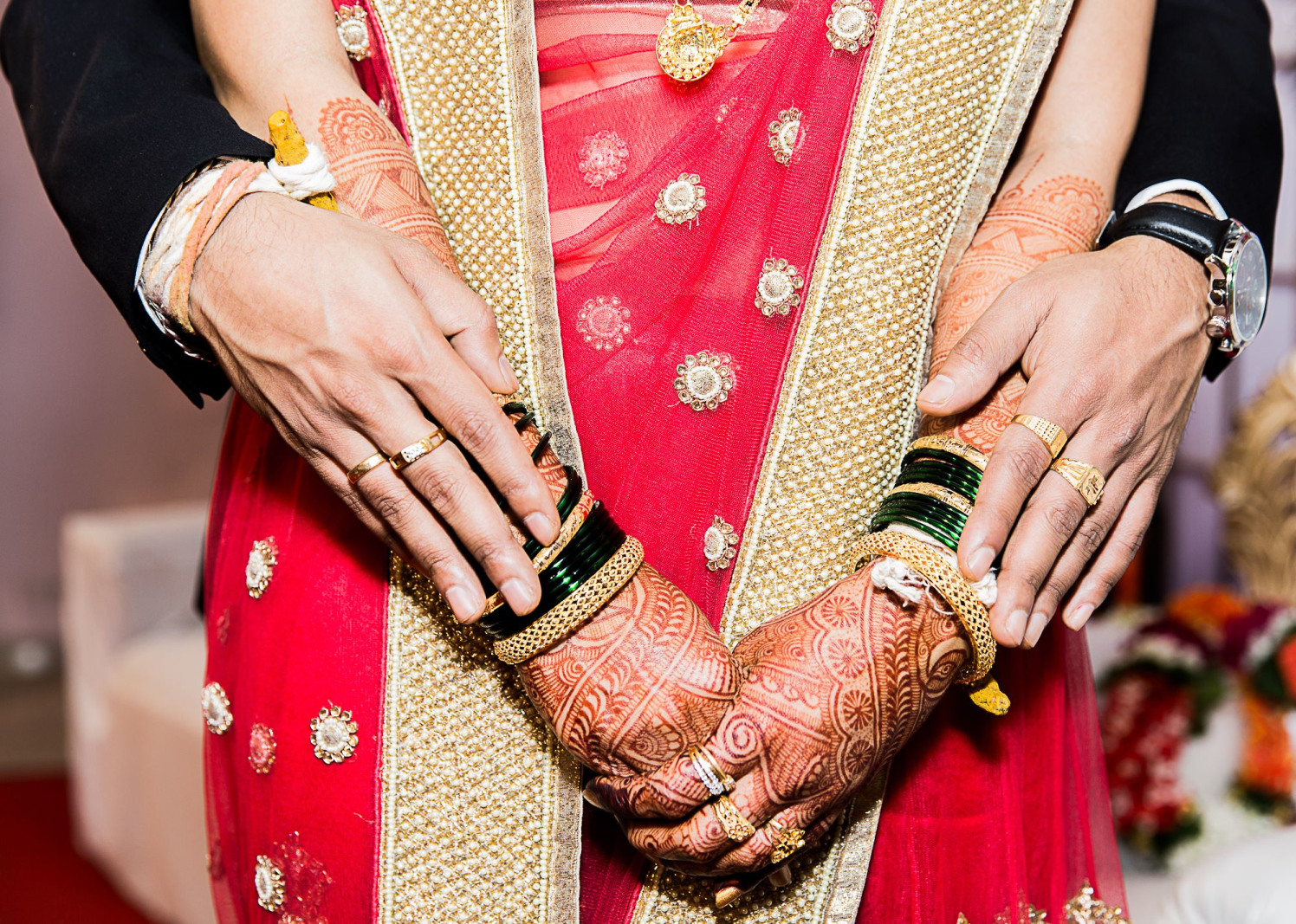 Cord of love! by Fahim Sayed Wedding-photography | Weddings Photos & Ideas