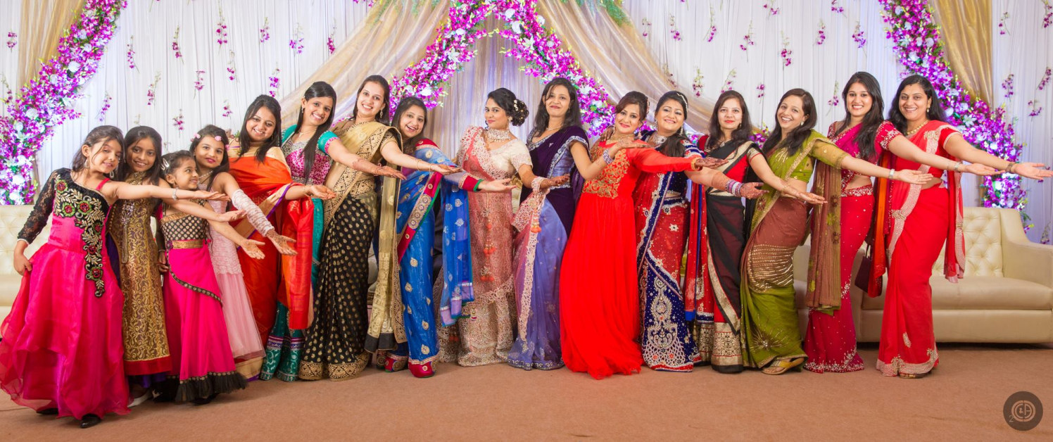 This girl gang will sway you away! by Fahim Sayed Wedding-photography | Weddings Photos & Ideas