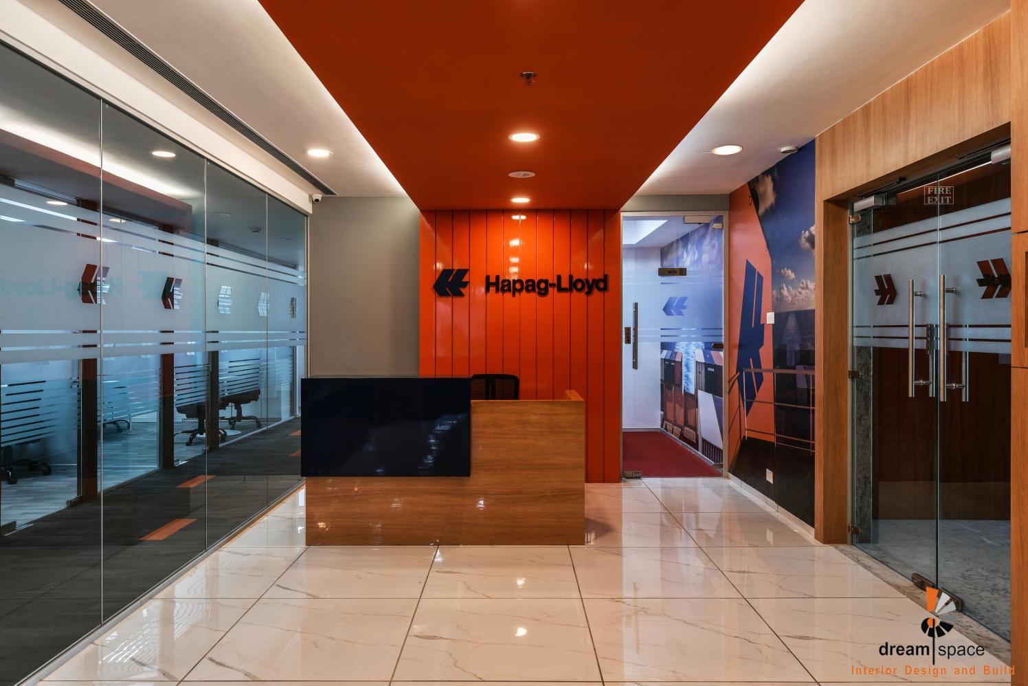 Orange Lloyd by Dreamspace Interiors (Design and Build) Modern | Interior Design Photos & Ideas
