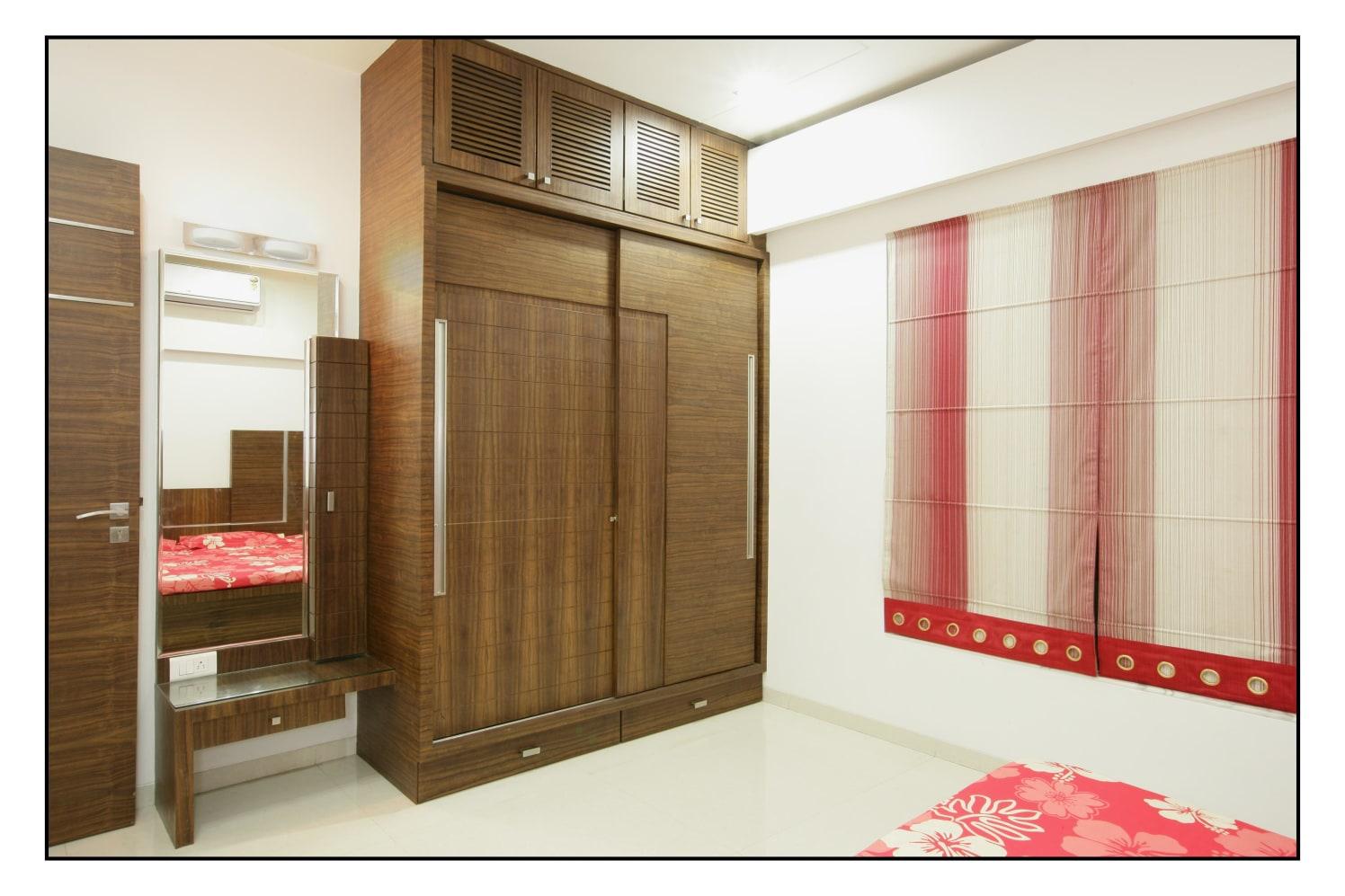 The Wooden Sleekness by RS Design Modern | Interior Design Photos & Ideas