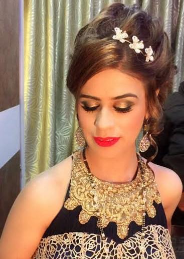 Princessy bride by Chandni Bridal-makeup | Weddings Photos & Ideas
