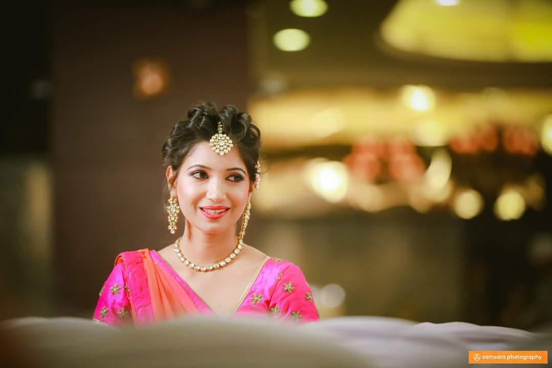 Enchanting maquillage by Deepika Dhambeer Bridal-makeup | Weddings Photos & Ideas