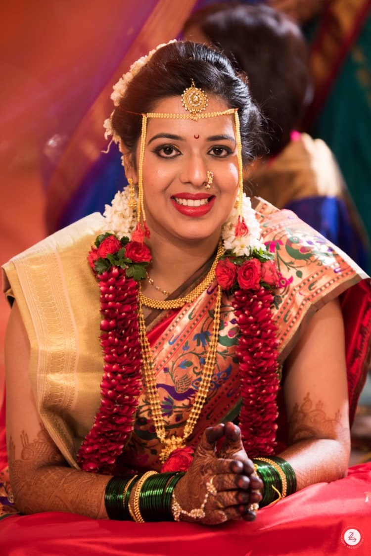 Glorious gaze of jane by Deepika Dhambeer Bridal-makeup | Weddings Photos & Ideas