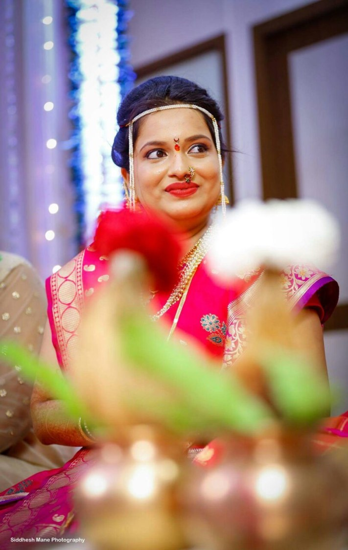 Marathi bint by Deepika Dhambeer Bridal-makeup | Weddings Photos & Ideas