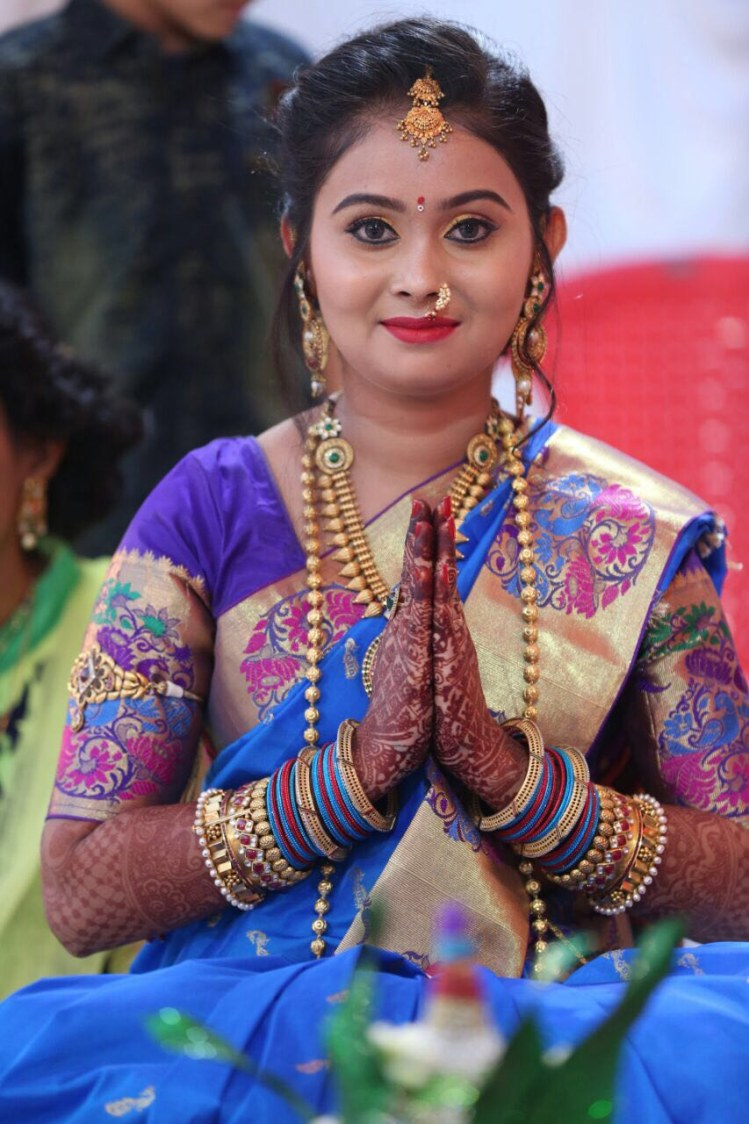 Graceful gape by Deepika Dhambeer Bridal-makeup | Weddings Photos & Ideas