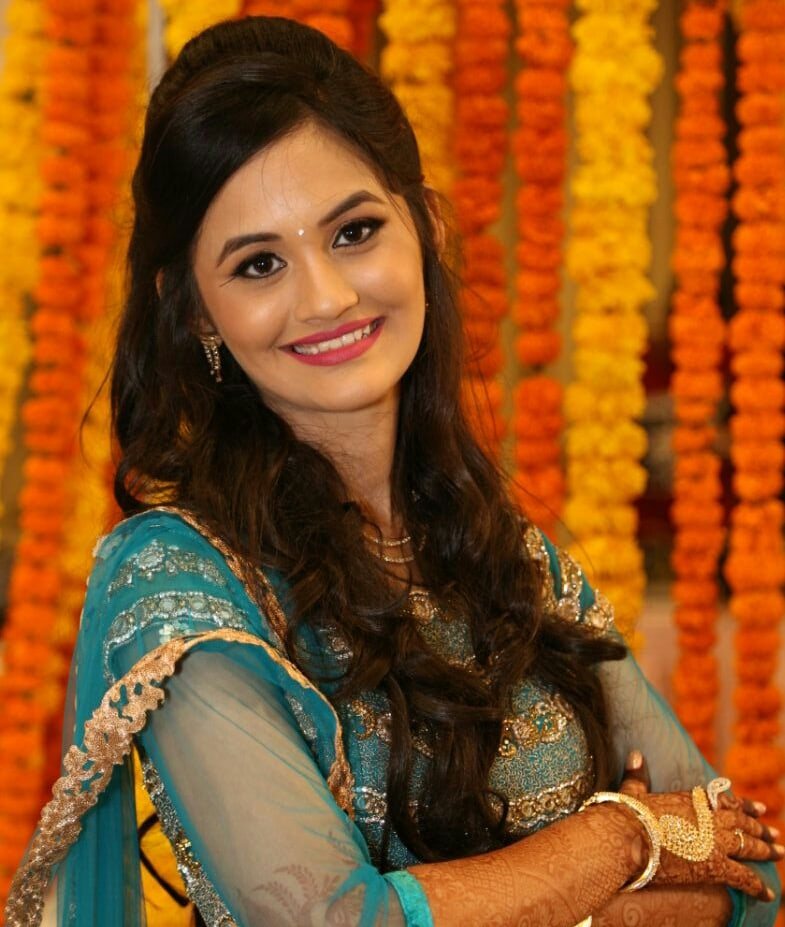 Impeaching rouge by Deepika Dhambeer Bridal-makeup | Weddings Photos & Ideas