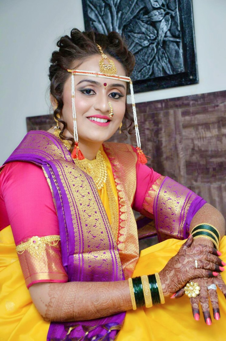 Soothing makeover by Deepika Dhambeer Bridal-makeup | Weddings Photos & Ideas