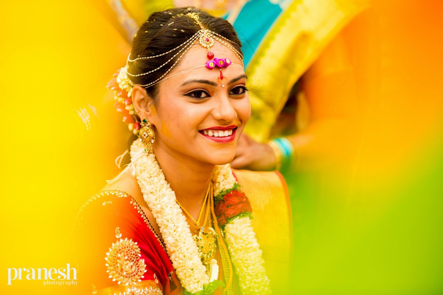Beaming bride by Studio 31 by Pranesh Photography Wedding-photography | Weddings Photos & Ideas