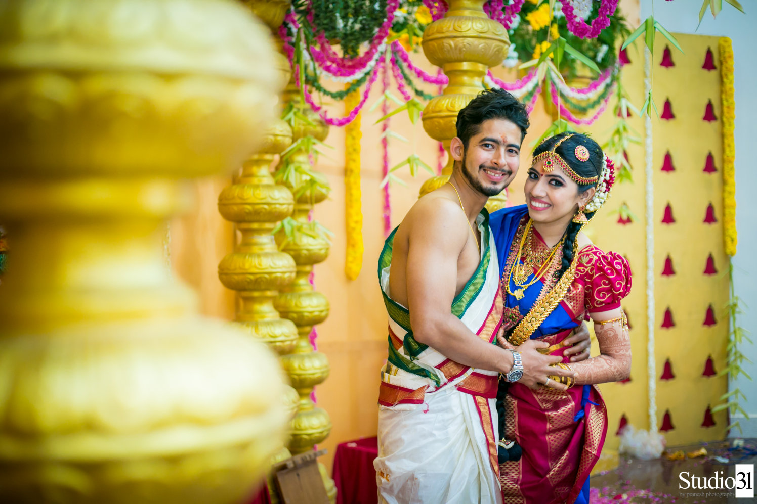 Happiness is togetherness by Studio 31 by Pranesh Photography Wedding-photography | Weddings Photos & Ideas