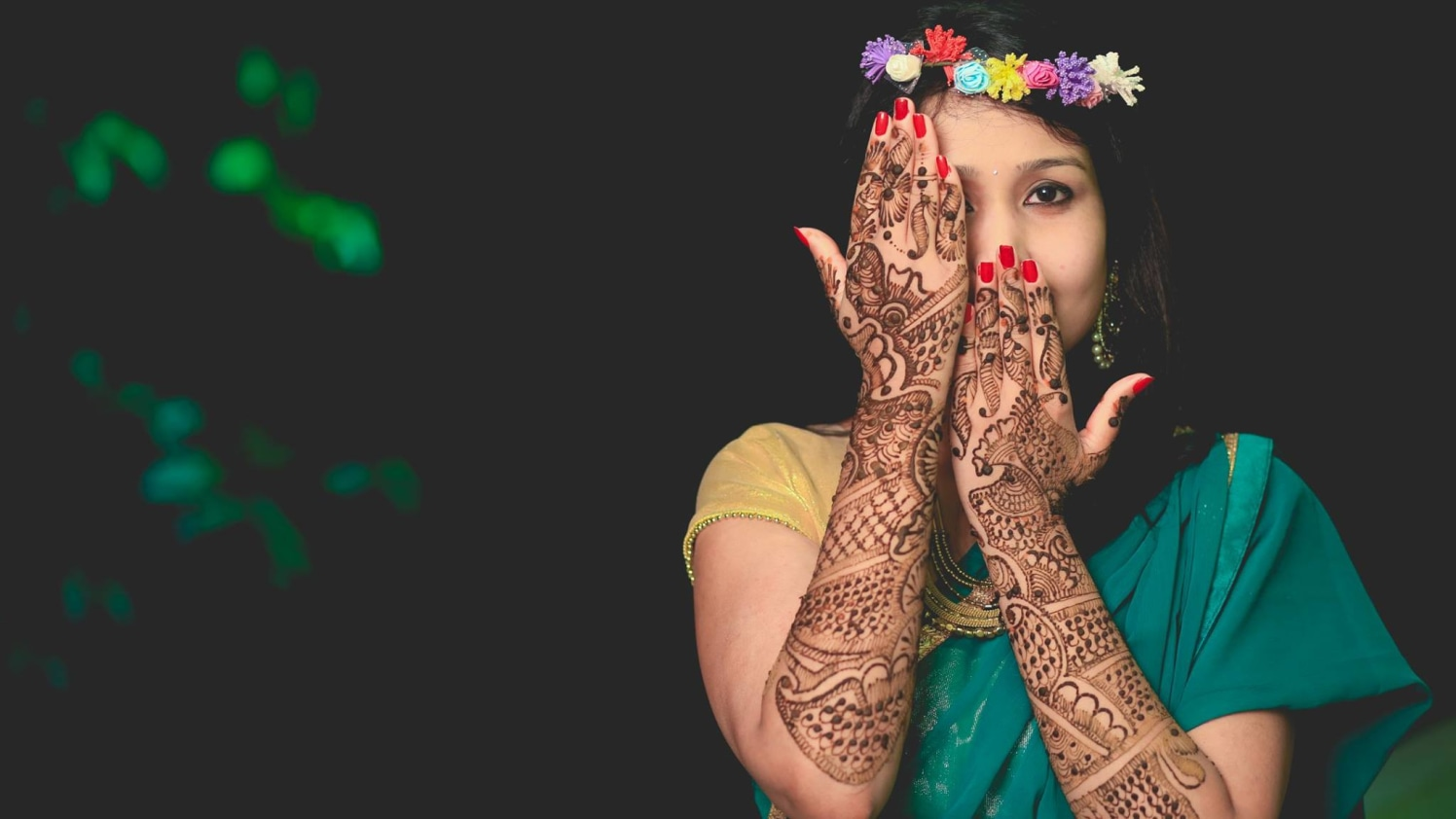 Intricate Mehendi Design by Frozen In Clicks Wedding-photography Bridal-mehendi   Weddings Photos & Ideas