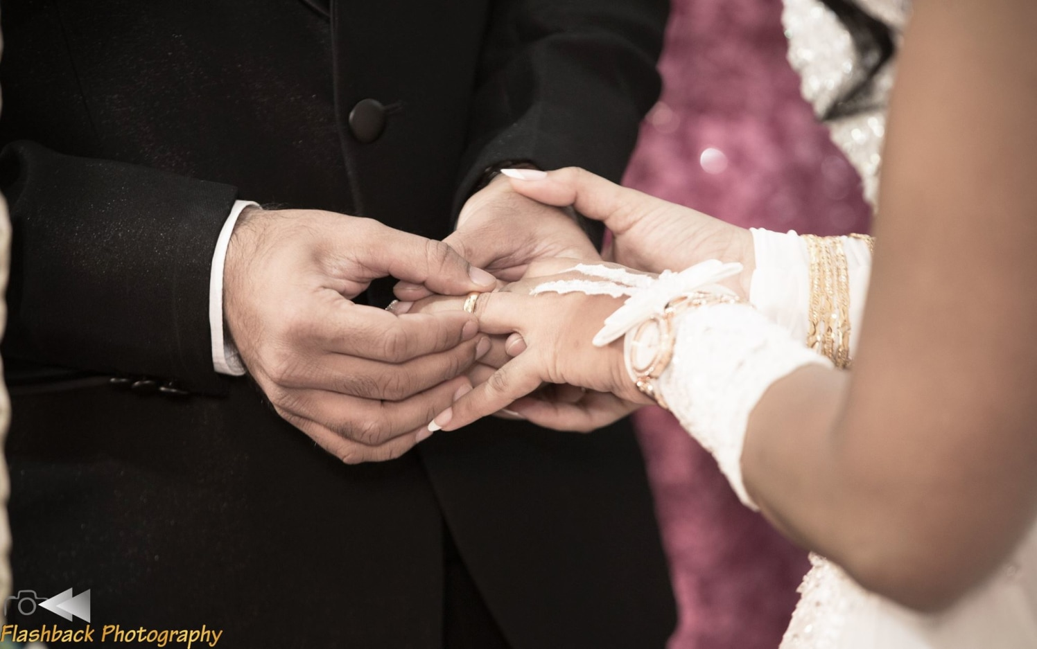 Candid Moment of the Ring Ceremony of Wedding by Lloyd Bangera Wedding-photography | Weddings Photos & Ideas