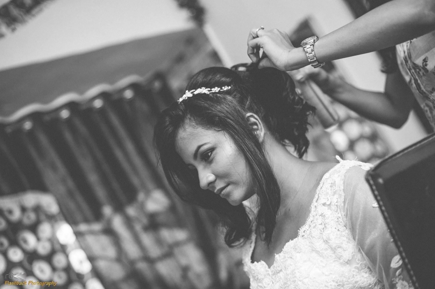 Bride Getting Ready For Her Big Day by Lloyd Bangera Wedding-photography | Weddings Photos & Ideas