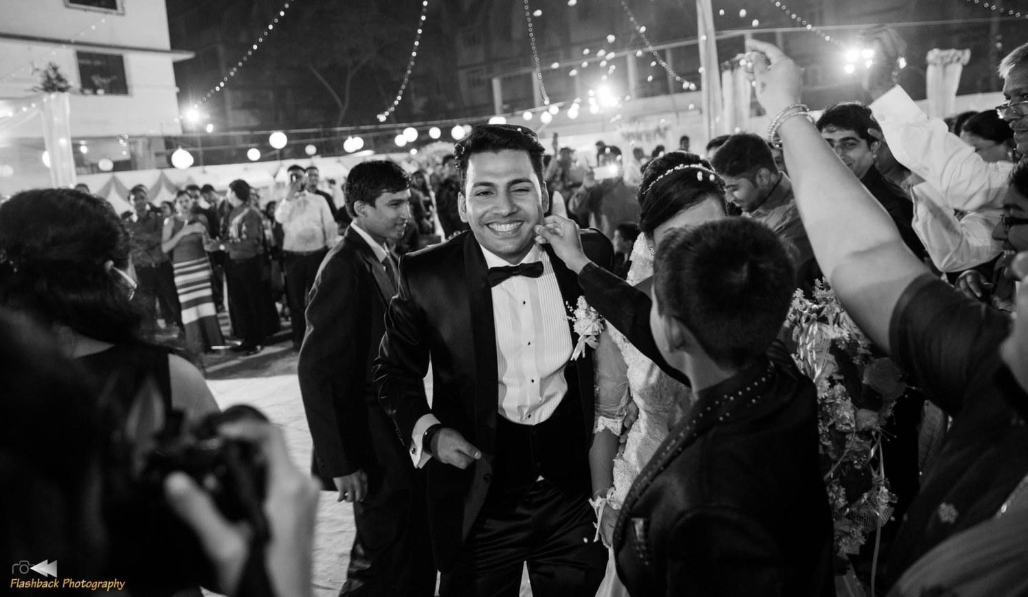 Candid Moment of Groom During His Wedding by Lloyd Bangera Wedding-photography | Weddings Photos & Ideas