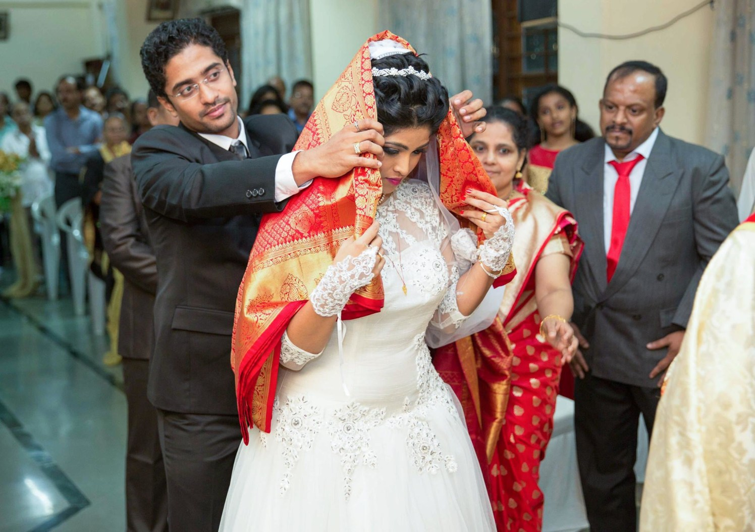 Christian Weddings Special Traditions by Lloyd Bangera Wedding-photography | Weddings Photos & Ideas