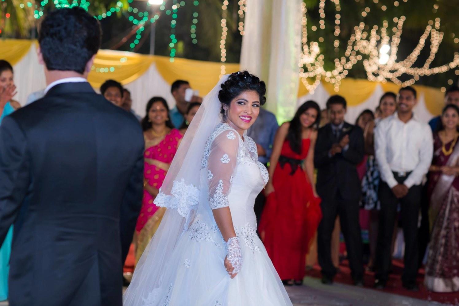 Christian Bride Wearing Appealing White Gown by Lloyd Bangera Wedding-photography   Weddings Photos & Ideas